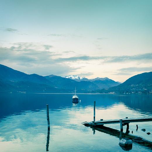 Lago di Orta - la serra