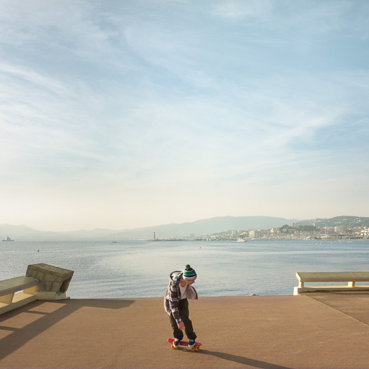 Cannes, le Port Canto